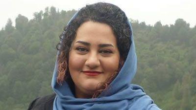 Image result for نامه آتنا دائمی از زندان