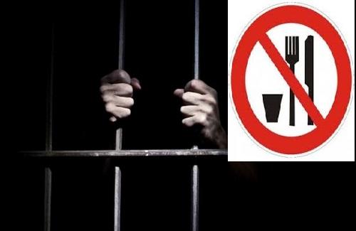 Afbeeldingsresultaat voor اعتصاب غذا