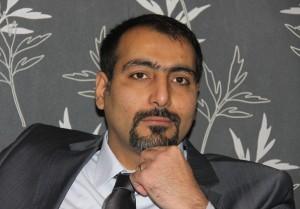 بهروز جاوید تهرانی، فعال حقوق بشر