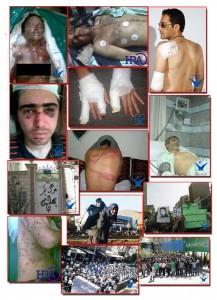 گزارشگری مستند مجموعه فعالان از نقض حقوق بشر – عکس ها از آرشیو مجموعه فعالان حقوق بشر در ایران