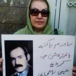 راحله راحمی پور، عمه گلرو راحمی پور، در این سال ها به دنبال سرنوشت او بوده است