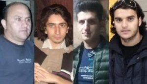 چهار هنرمند بازداشت شده