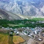 روستای دیل از توابع گچساران در استان کهکیلویه و بویراحمد