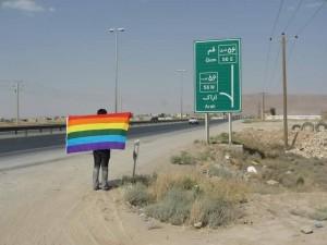 عکس از صفحهی روز ملی اقلیتهای جنسی ایرانی