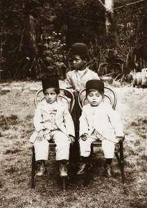 برده داری در قاجار – عکس از گاردین