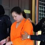 یک زن ژاپنی محکوم به اعدام در مالزی – عکس از ژاپن تایمز