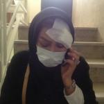 مادر محمدسام غلام زاده، نوجوان ۱۶ ساله بازداشت شده