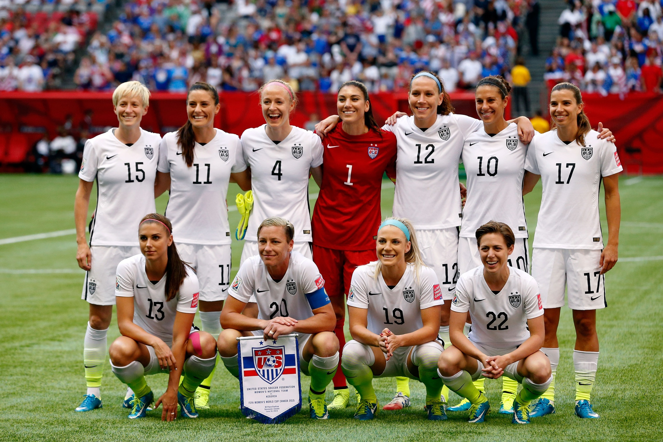 women's national soccer team - HD 2266×1510