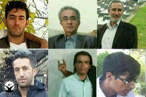 انتقال شش فعال ترک بازداشتشده به زندانهای تبریز و ارومیه/ بیخبری از یک بازداشتشده دیگر